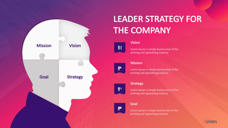 Management Strategy Templates Free Powerpoint Templates