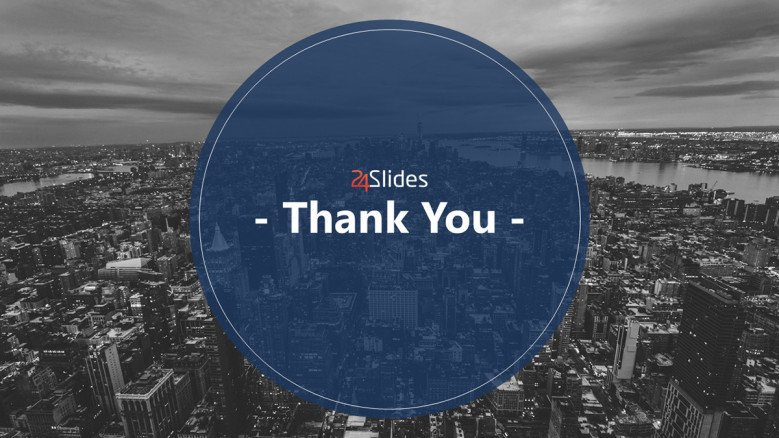thank you slide