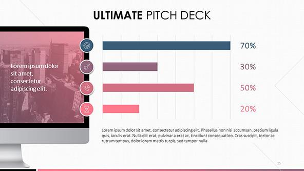 FREE Google Slides Ultimate Pitch Deck Template PowerPoint Template