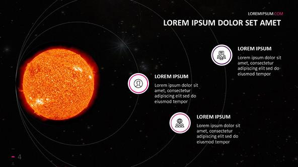 Solar Power System PowerPoint Template