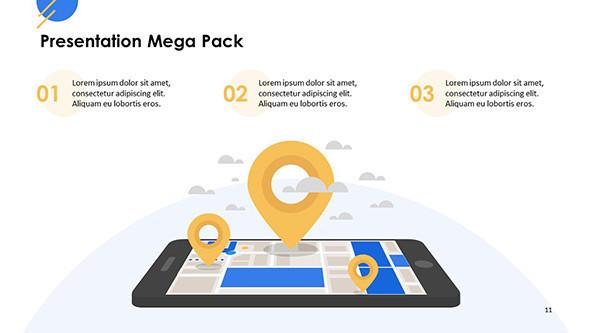 FREE Playful Mega Pack Slide PowerPoint Template PowerPoint Template