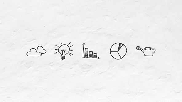 FREE 50 Doodle Icons for PowerPoint Presentations PowerPoint Template