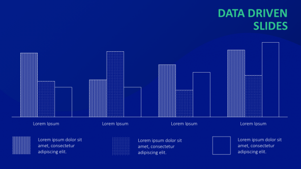 Data Driven PowerPoint Slides